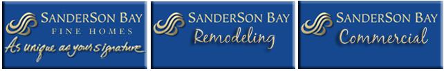 Central florida home builder sanderson bay fine homes the for Sanderson builders